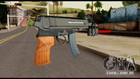 Scorpion from Metal Gear Solid para GTA San Andreas