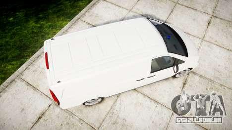 Mercedes-Benz Vito GIGN [ELS] para GTA 4 vista direita