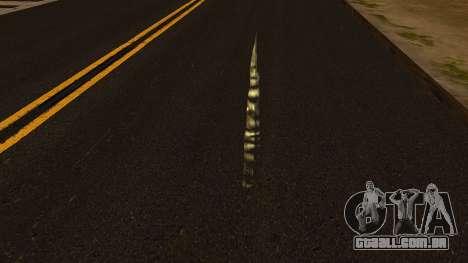 Natal Faca para GTA San Andreas segunda tela