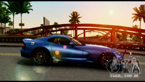 Car Speed Constant 2 v1 para GTA San Andreas segunda tela