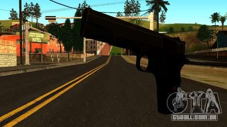 Colt 1911 from Battlefield 3 para GTA San Andreas