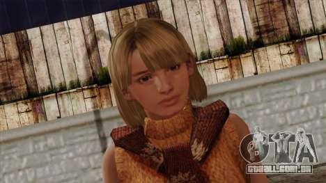Resident Evil Skin 1 para GTA San Andreas terceira tela
