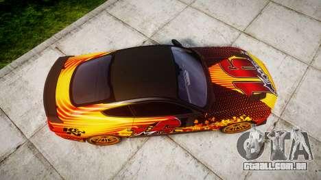 Ford Mustang GT 2015 Custom Kit alpinestars para GTA 4
