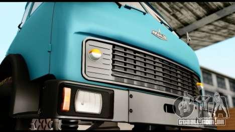 MAZ 500 para GTA San Andreas