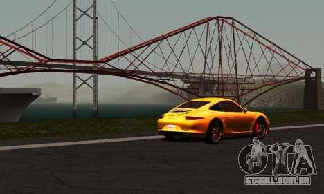 ENBSeries v6 By phpa para GTA San Andreas segunda tela