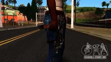 Machine from Shadow Warrior para GTA San Andreas terceira tela