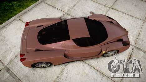 Ferrari Enzo 2002 [EPM] para GTA 4 vista direita