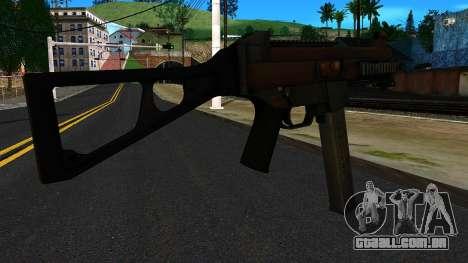 UMP45 from Battlefield 4 v2 para GTA San Andreas segunda tela