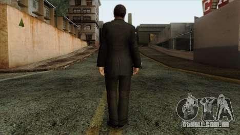 GTA 4 Skin 51 para GTA San Andreas segunda tela