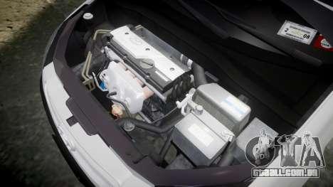 Hyundai Getz 2006 para GTA 4 vista lateral