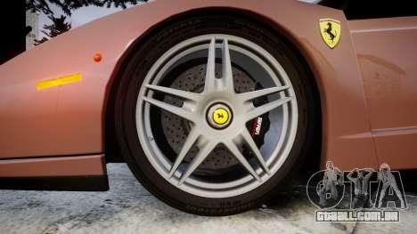 Ferrari Enzo 2002 [EPM] para GTA 4 vista de volta