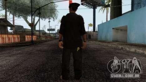 GTA 4 Skin 22 para GTA San Andreas segunda tela