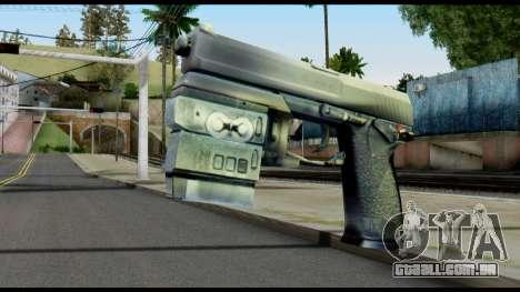 Socom from Metal Gear Solid para GTA San Andreas