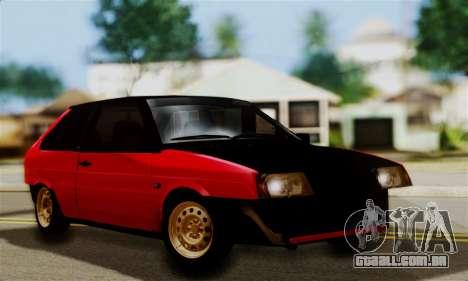 VAZ 2108 Hobo para GTA San Andreas