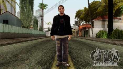 GTA 4 Skin 46 para GTA San Andreas