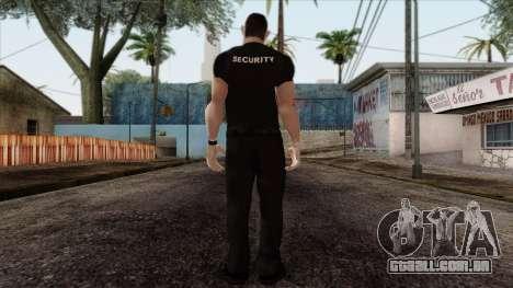GTA 4 Skin 88 para GTA San Andreas segunda tela
