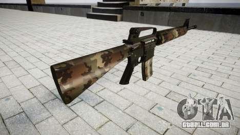 O M16A2 rifle erdl para GTA 4 segundo screenshot