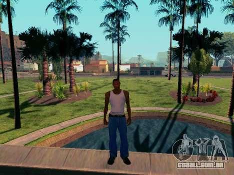 Gráfico Mod Eazy v1.2 para PC fraco para GTA San Andreas
