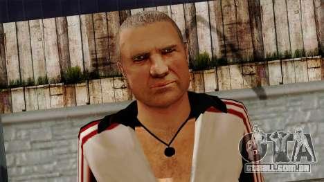 GTA 4 Skin 77 para GTA San Andreas terceira tela