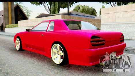 Elegy FailCrew para GTA San Andreas
