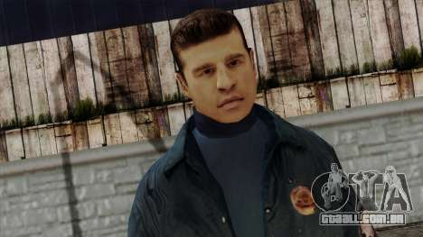 Police Skin 9 para GTA San Andreas terceira tela
