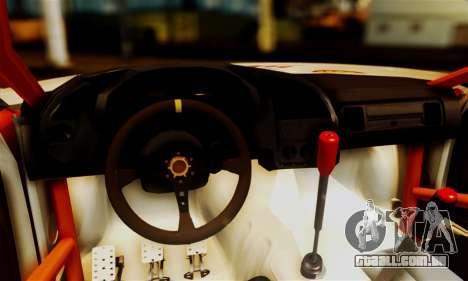 BMW M3 E36 Darnitsa Bandits para GTA San Andreas vista interior
