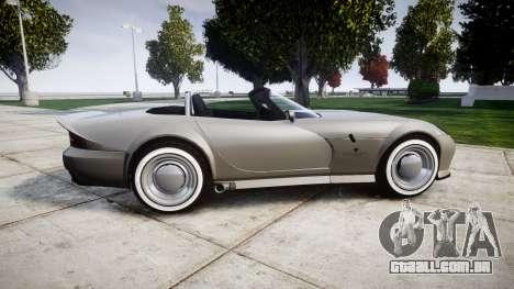 Bravado Banshee Little Wheel para GTA 4 esquerda vista