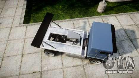 MTL Packer Hooning para GTA 4 vista direita