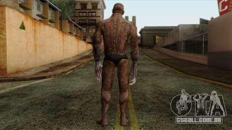 Resident Evil Skin 10 para GTA San Andreas segunda tela