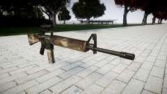 O M16A2 rifle [óptica] berlim
