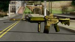 SOPMOD from Metal Gear Solid