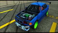 BMW e36 Drift Edition Final Version para GTA San Andreas