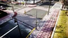 Textura estradas de alta definição 2014 v1.2