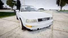 Audi 80 Cabrio euro tail lights