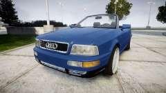 Audi 80 Cabrio us tail lights