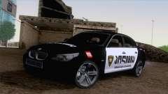 BMW M5 E60 Georgia Police