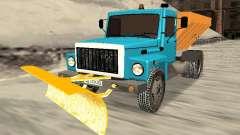 GAZ 3309 Neve