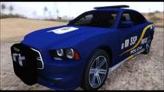 Dodge Charger SXT PREMIUM V6 SSP DF 2014 para GTA San Andreas