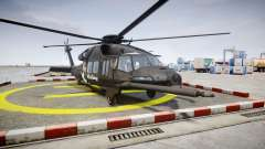 Sikorsky MH-X Silent Hawk [EPM] Printemps