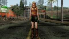 Resident Evil Skin 1 para GTA San Andreas