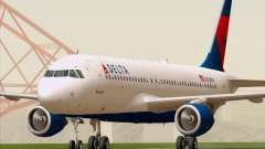 Airbus  A320-200 Delta Airlines