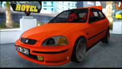 Honda Civic HB (JDM Family) para GTA San Andreas