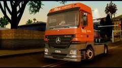 Mercedes-Benz Actros PJ2