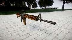 O M16A2 rifle [óptica] tigre