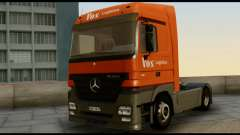 Mercedes-Benz Actros PJ1
