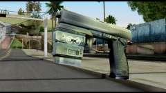 Socom from Metal Gear Solid
