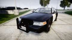 Ford Crown Victoria Highway Patrol [ELS] Slickto