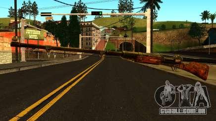 Válvula (Metro: Last Light) para GTA San Andreas