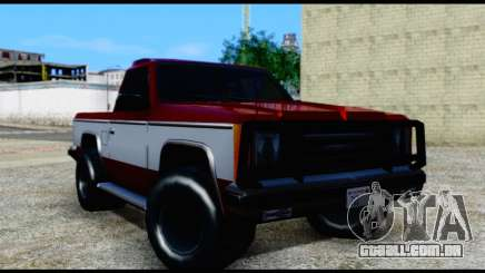 Rancher Hunter para GTA San Andreas