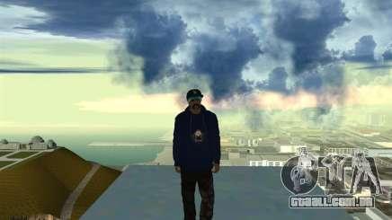 SFR1 New Skin para GTA San Andreas